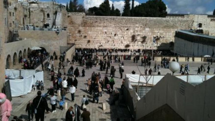 The Jerusalem Envelope