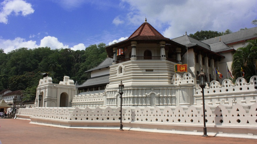 Road Trip Around Sri Lanka