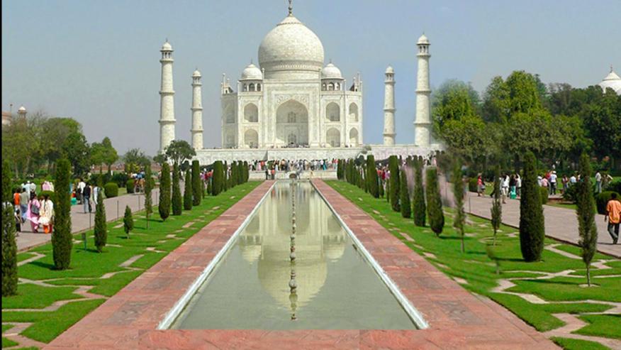 Do a Same day Taj Mahal tour from New Delhi