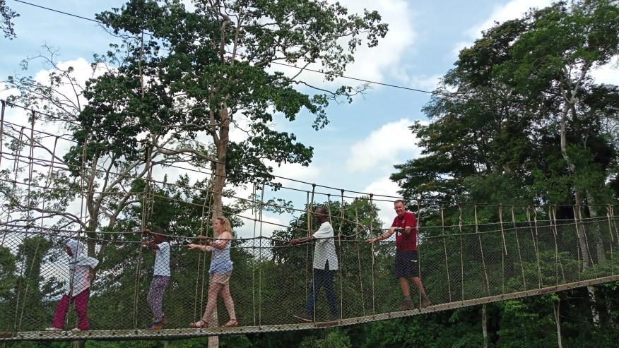 Kakum Forest Canopy Walk