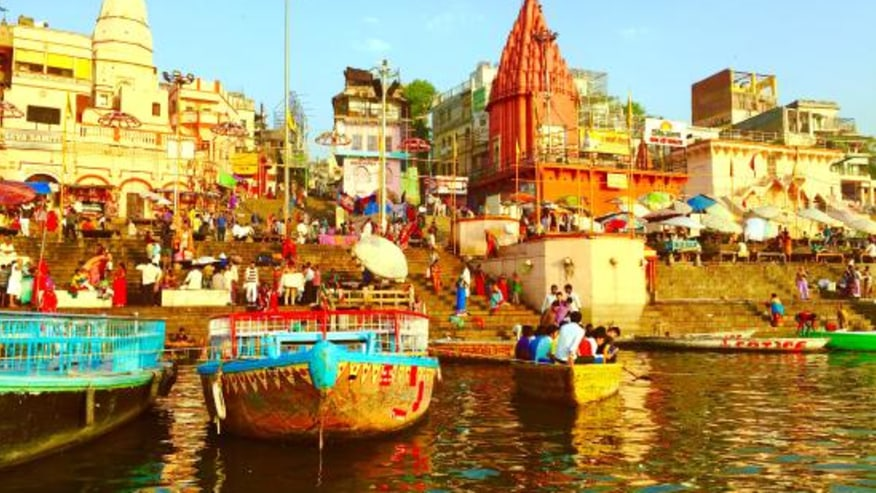 Expand Your Golden Triangle Tour with Banaras