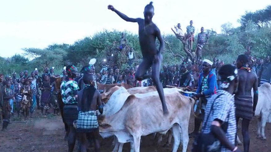 Set out in search of Tribal Omo Valley revelries