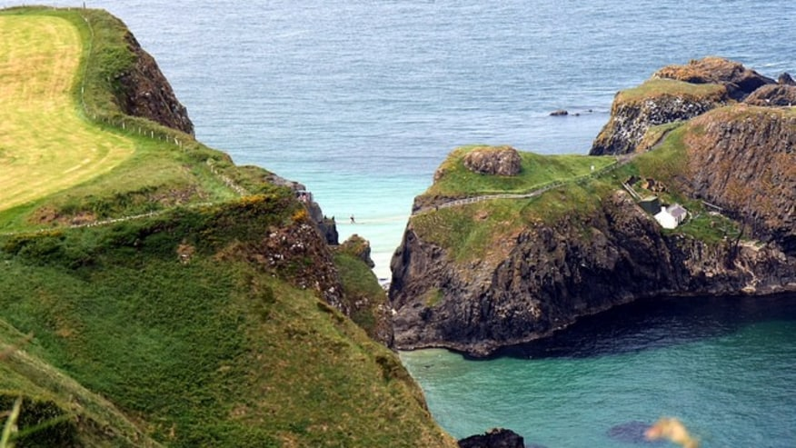 North Coast of Ireland: Coastline, causeways and crisp sandwiches!