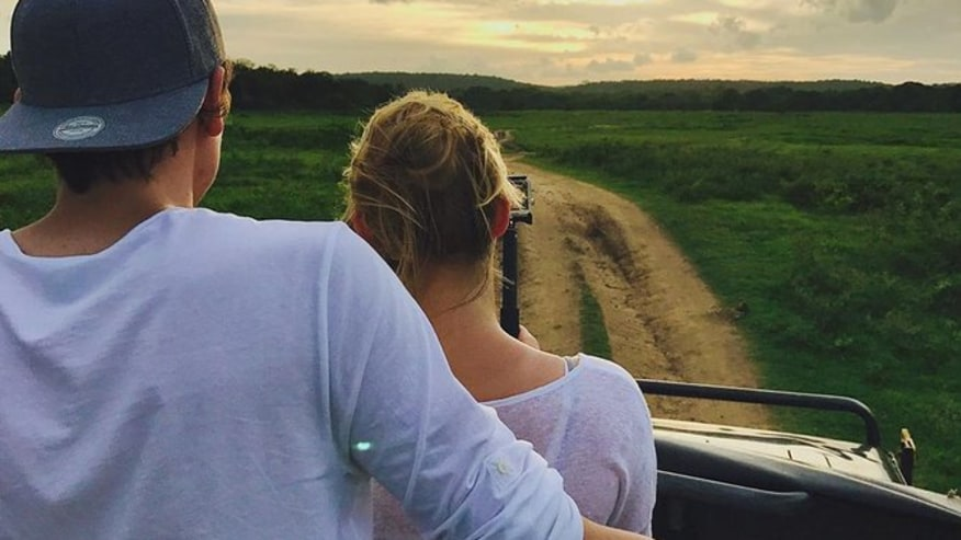 Kaudulla NP safari photos