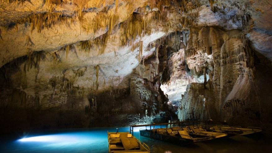 Jeita Lower Grotto