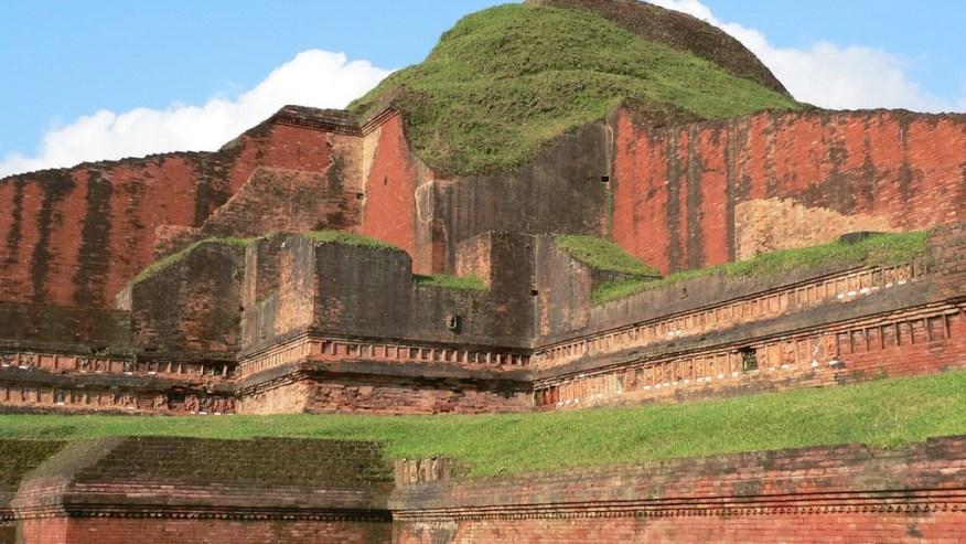 Somapura Mahavihara (Buddhist Vihara)