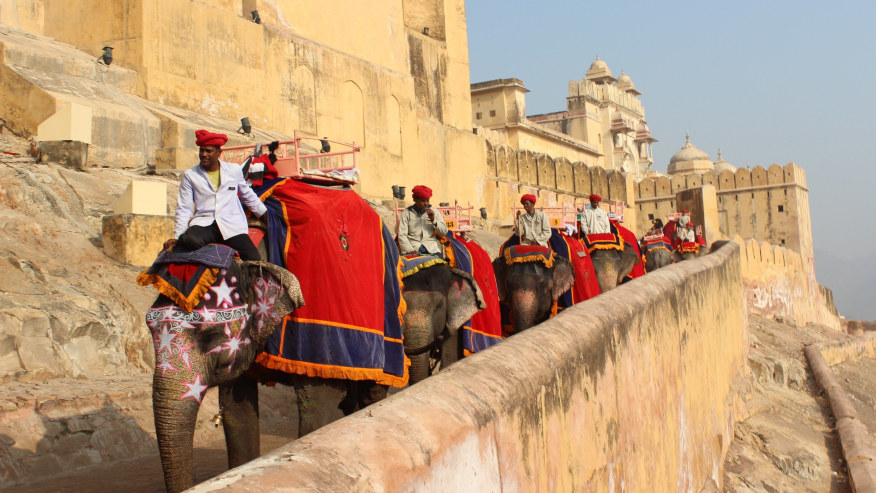 Embark on Incredible Heritage Tour of India