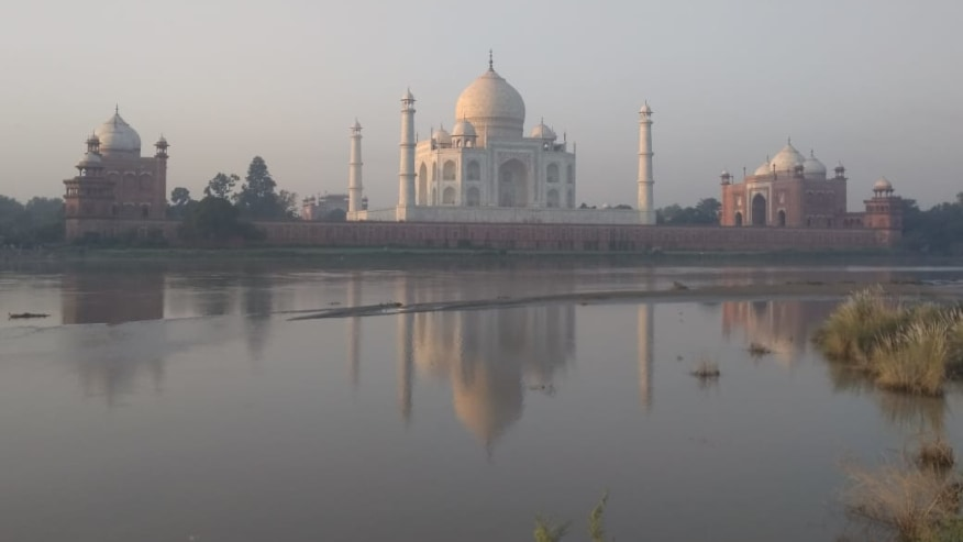 Peek into past Mughal splendour