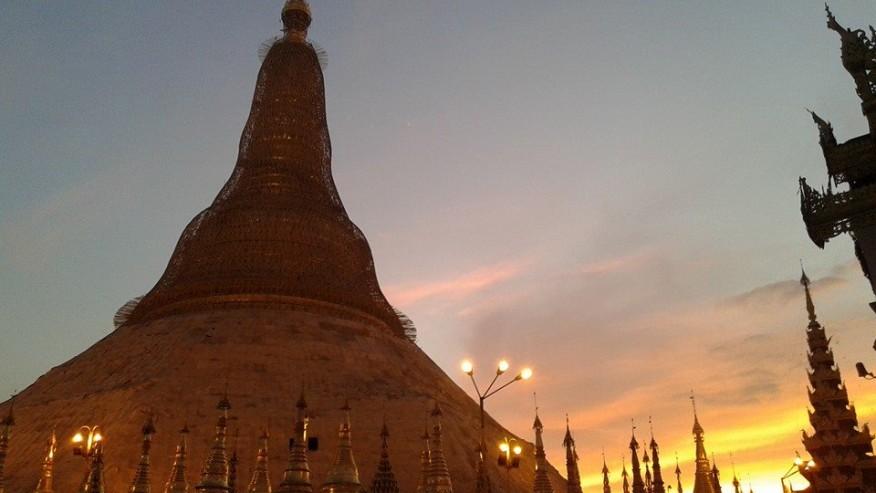 Move freely around Myanmar