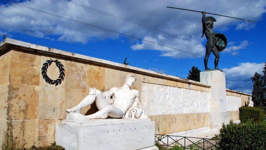 Thermopylae - King Leonidas