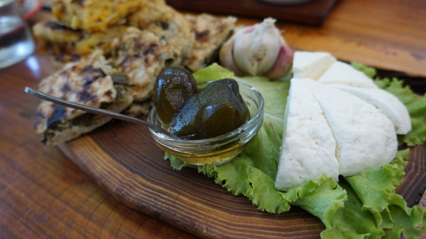 Albanian Delicacy