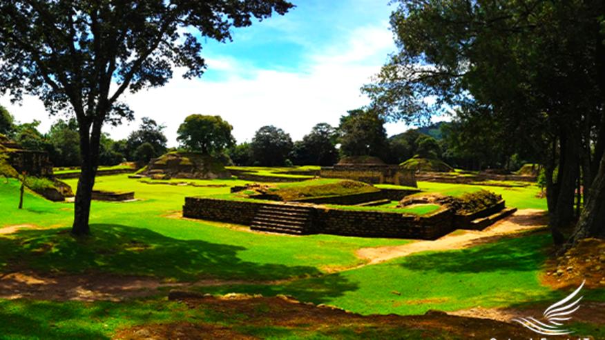Ancient Mayan site