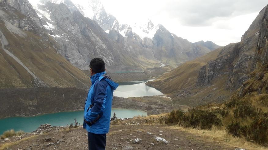 Capture the fun trekking Santa Cruz & Huayhuash