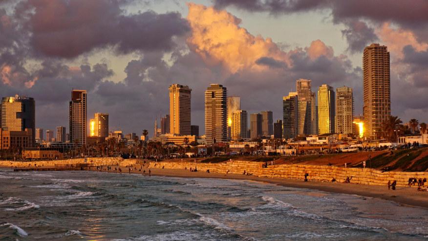 Explore these Israeli cities with coastline views