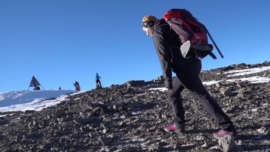 Trek to Jbel Toubkal