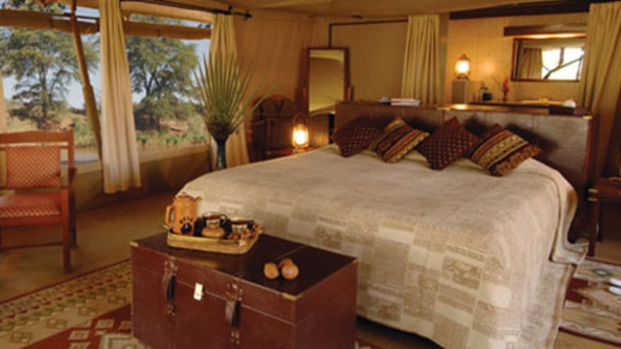 Luxury Lodge Accommodation