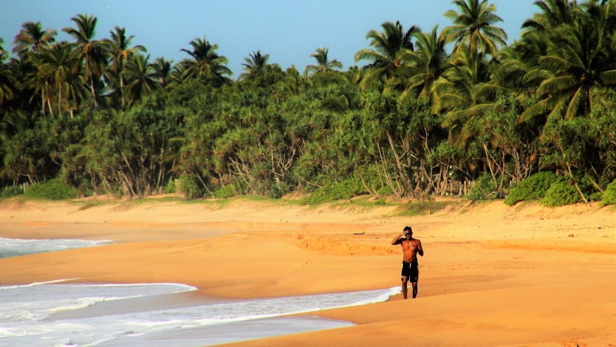 Revel in the geographical and cultural variety of Sri Lanka