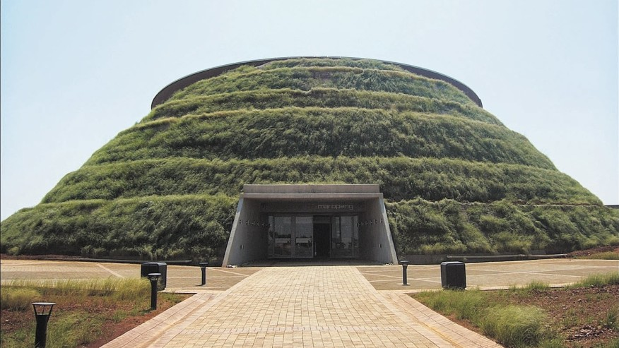 The Cradle of Humankind Visitor Centre Maropeng