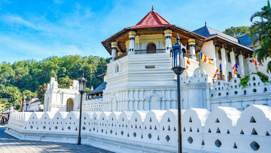 Temple of Sacred Tooth Relic