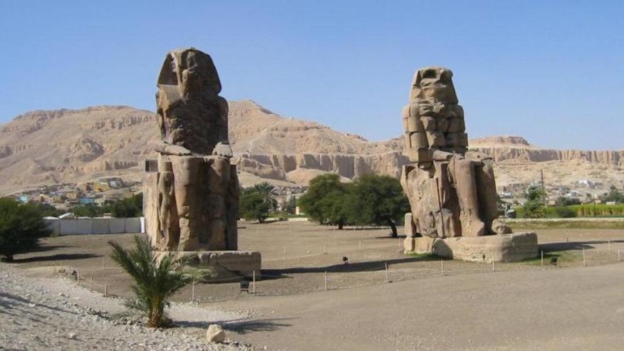 Visit Historic Egyptian Monuments via Luxury Cruise