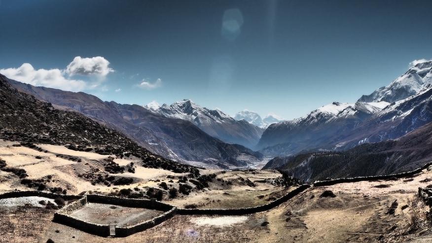 Trek the famous Annapurna Circuit