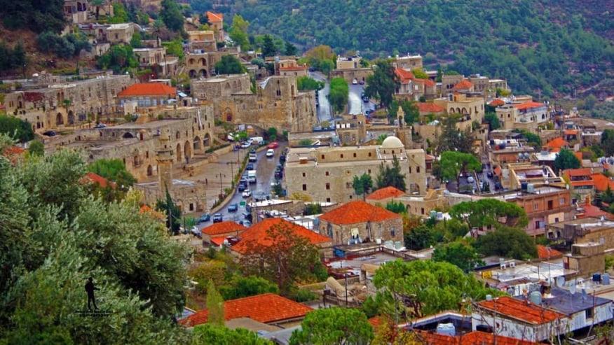Deir el Qamar village