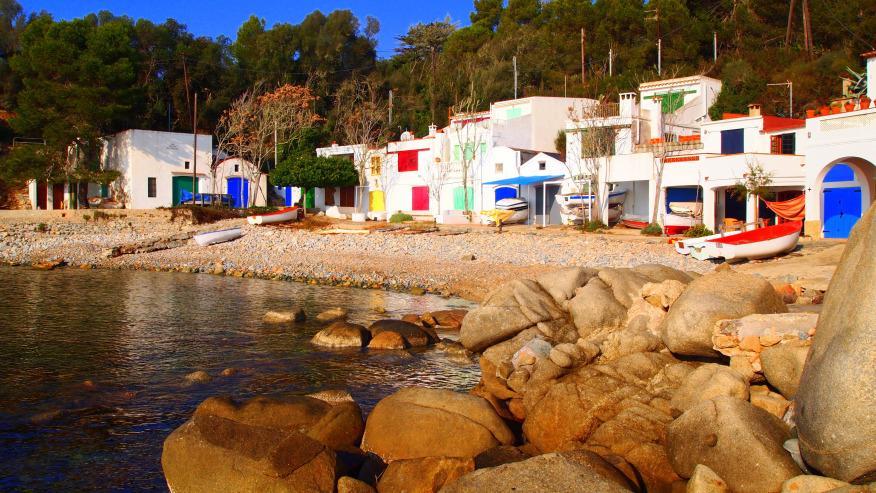 Fishing Villages of Costa Brava