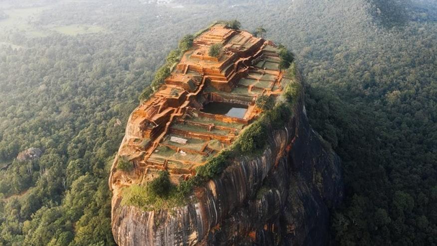 Sigirya Lion Rock