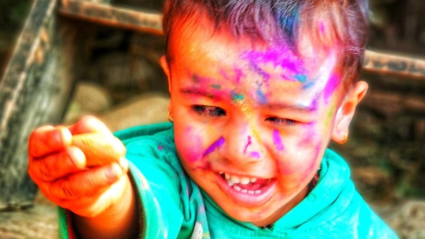 Celebrate the festival of colours with Nepalis