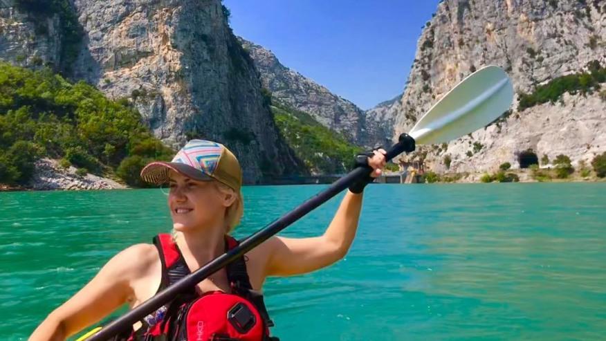 Kayaking Ulza Ecopark