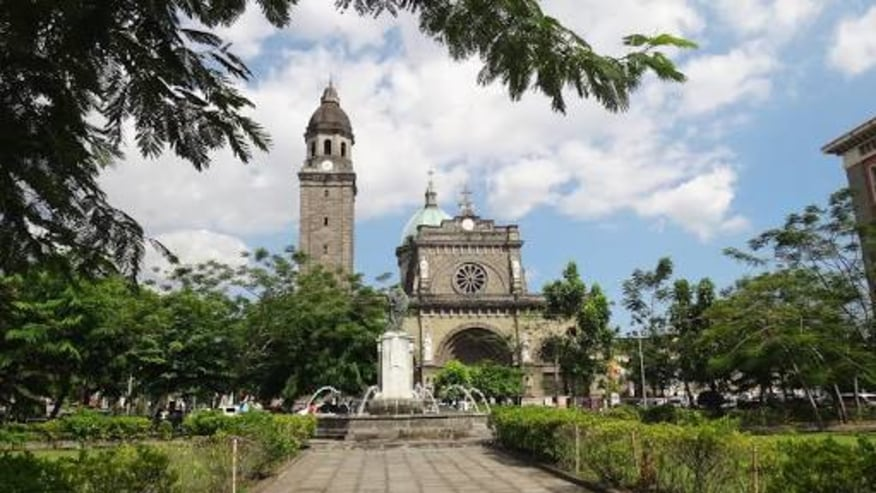Manila Sightseeing Tour