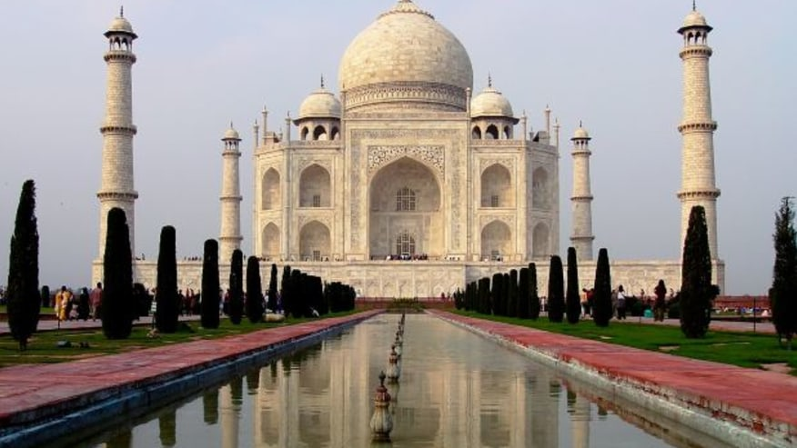 Gaze at the Majestic Mughal Creations