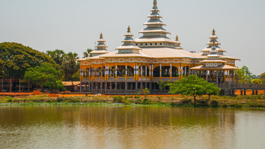 Explore the Different Faces of Myanmar