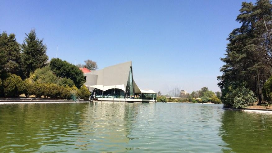 Chapultepec Lake