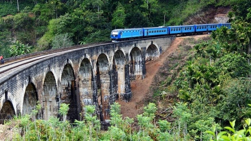 Ella Train Arch Bridge