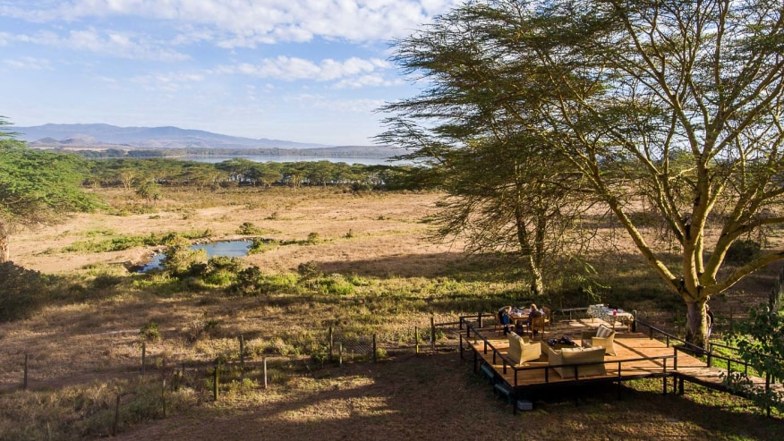 Nature & Wildlife Sanctuary Around Rift Valley Freshwater Lake Naivasha