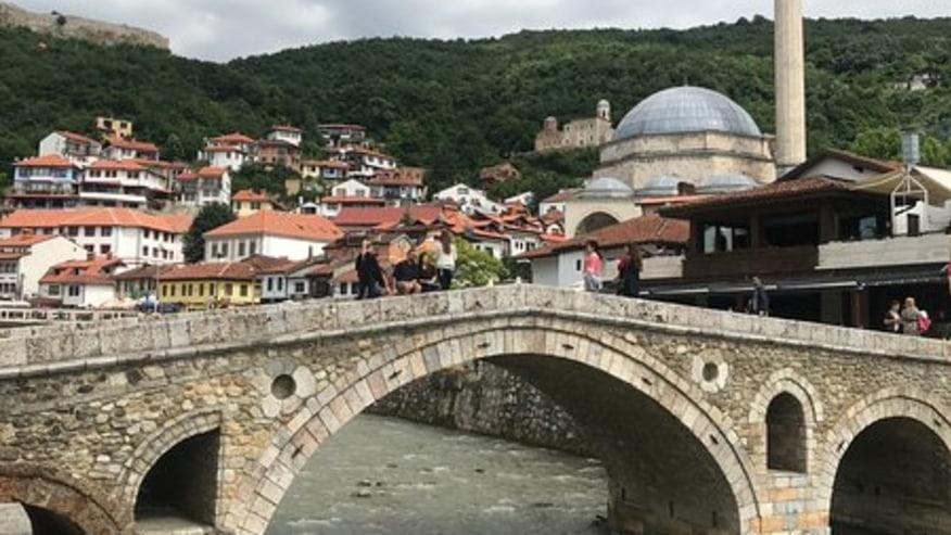 most beautiful Balkan city