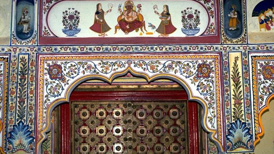 Rajput architecture