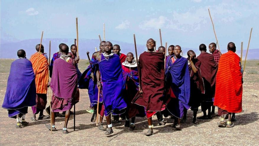 Masai tribe culture