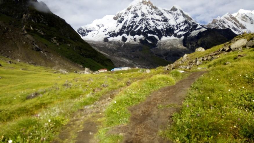 Tackle the Annapurna Base Camp
