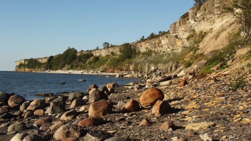Paldiski cliff