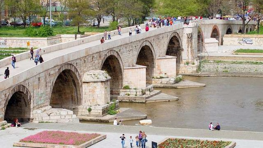 Appreciating the timelessness of Macedonia!