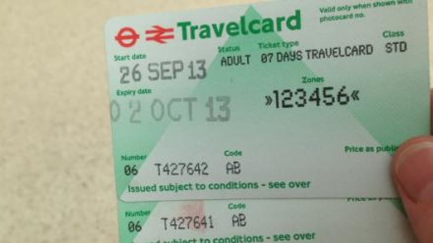 What sort of travel card should I buy?