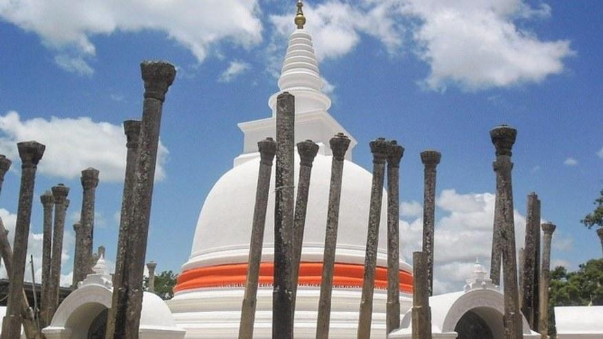 Thuparamaya Temple