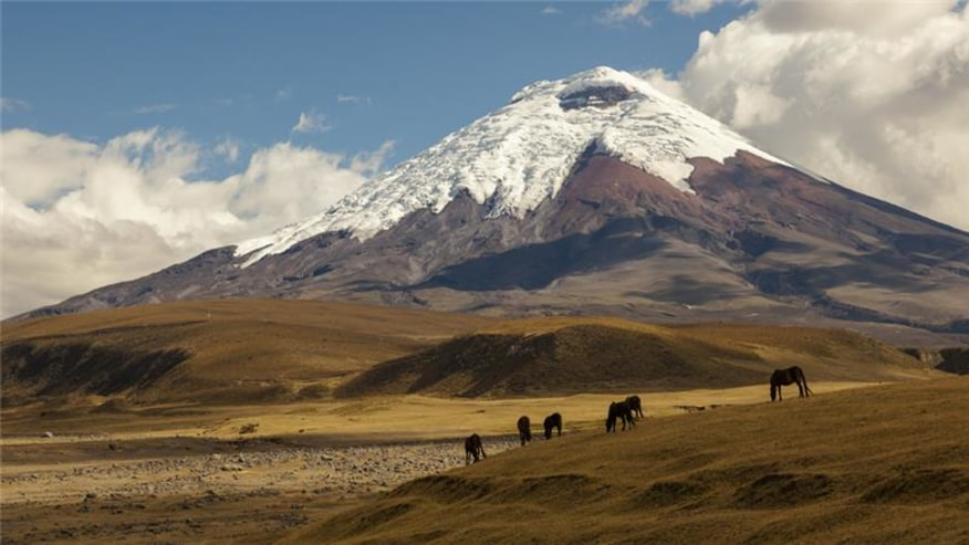 Pick an Unforgettable Trip to an active volcano in Andes Mountains