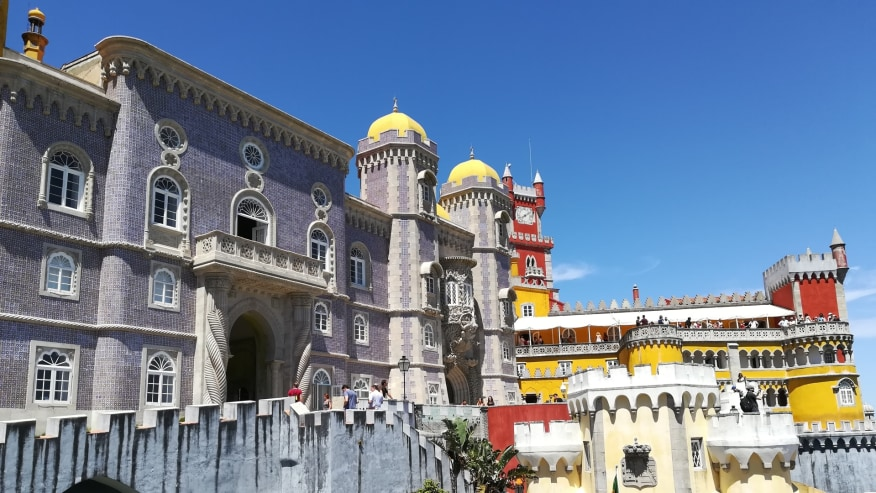 The National Palace at Sintra