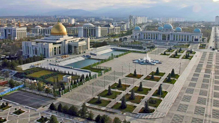 Presidential Palace Square