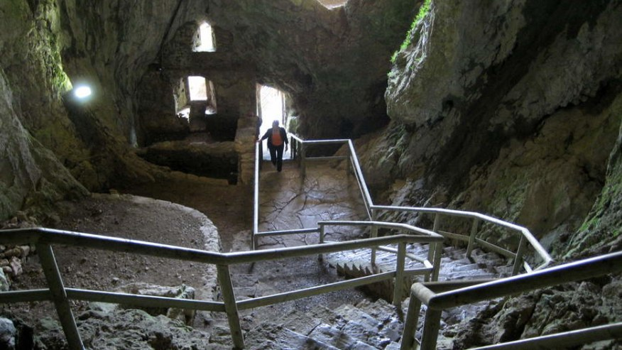 Cave explorations