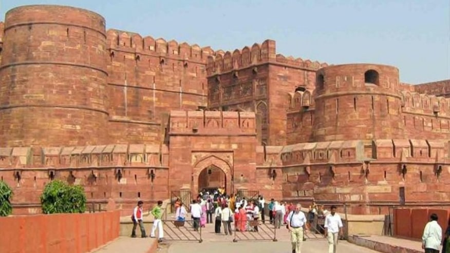 Red Fort/Agra Fort