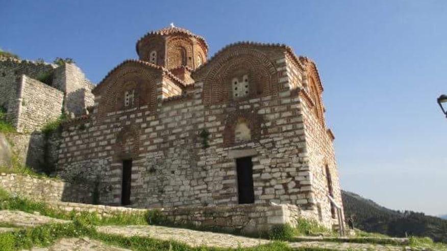 Kala Fortress at Berat